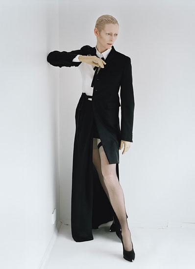 tilda swinton ladolcevita fashion fix