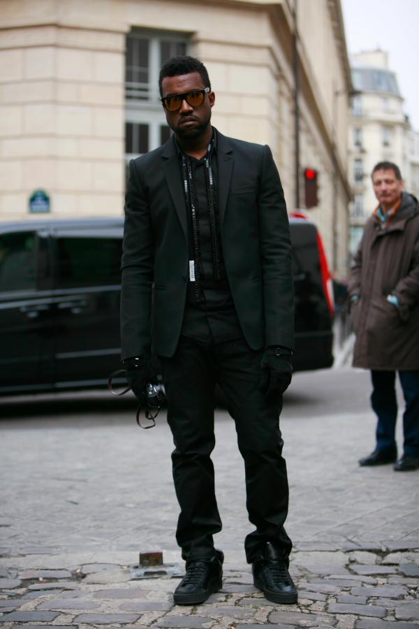 Kanye West La Dolce Vita Fashion Fix